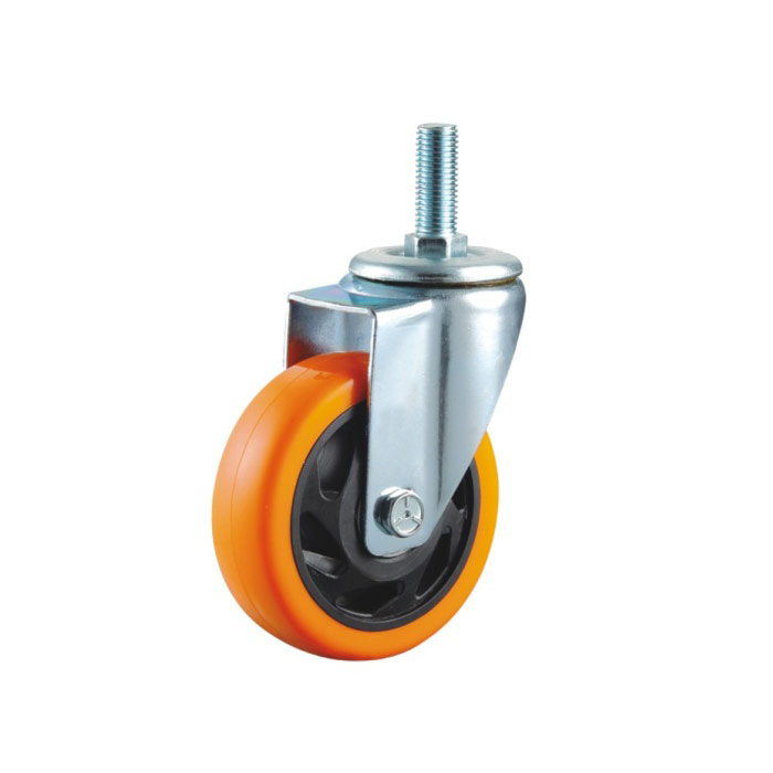 中重型丝杆活动仪器脚轮