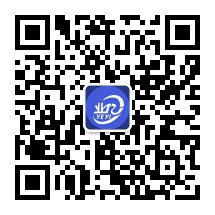 业亿脚轮生产厂家微信二维码