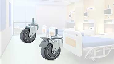 中型脚轮定制案例